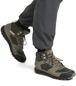 Haglöfs L.I.M Proof Eco Mid Shoes Dame sage greendeep woods